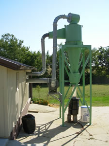 Cyclone Dust Collector Example