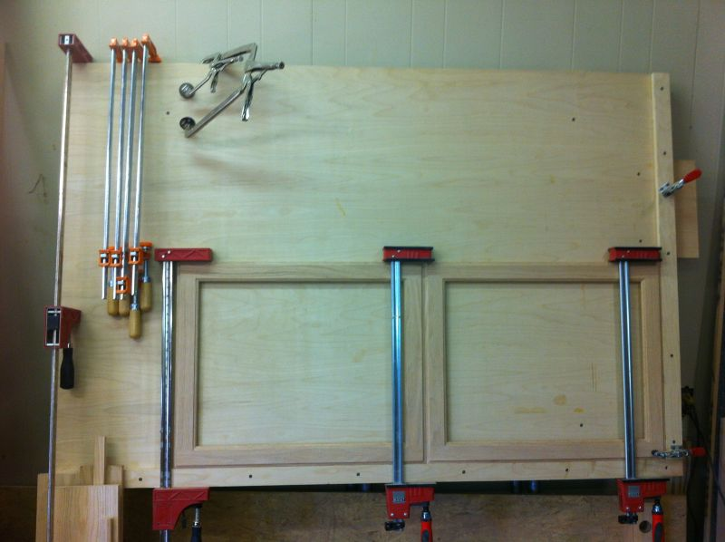 Door Clamping Jigs And Tricks
