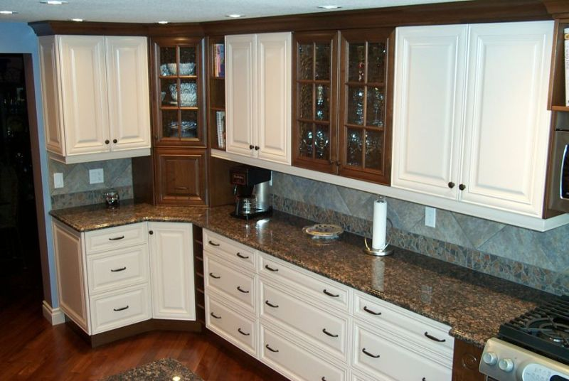 Kitchen cabinets 45 degree angle appealing angles for Angled kitchen cabinets
