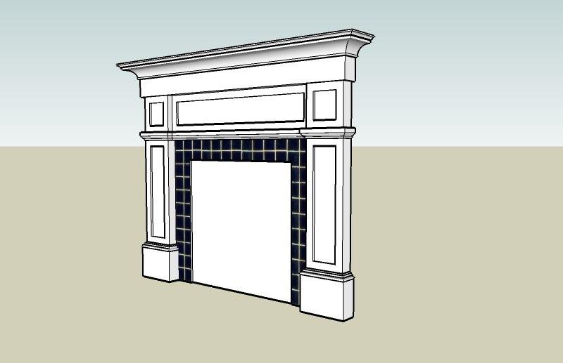 Wood trim ideas examples Diy