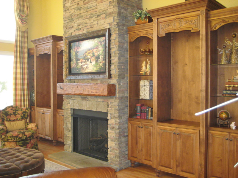 Tv above gas fireplace fireplaces for Tv over fireplace