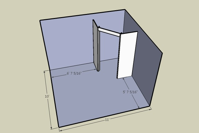 Whether To Place A Refrigerator In The Corner