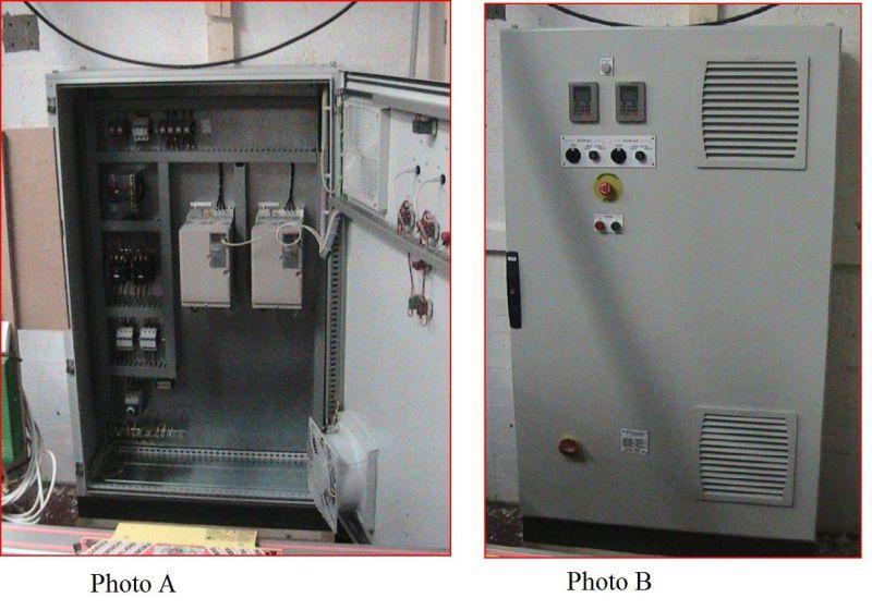 Inverter Cooling And Ventilation