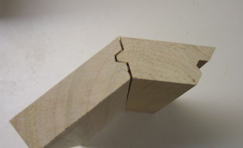 Joinery For Mitered Corners