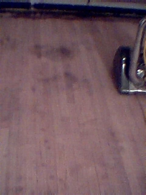 Removing Stains From Wood Floors