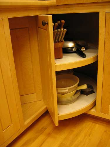 Corner Cabinet Lazy Susan Lock Anyone Babycenter