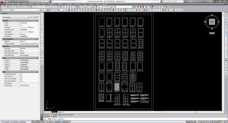 Click here for higher quality full size image & Software for Making MDF Doors on a CNC
