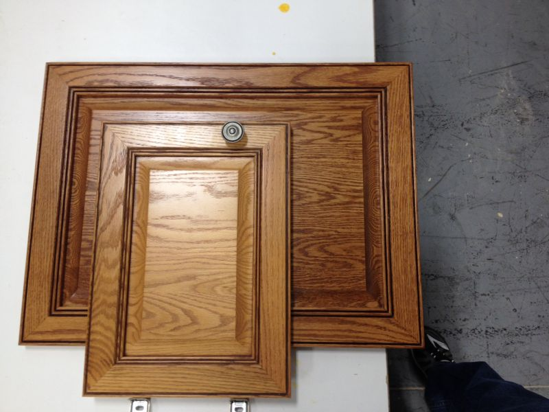 Stripping Raised Panel Doors