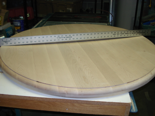 Troubleshooting A Cupping Table Top - How To Flatten A Warped Table Top