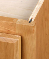 & Joinery Methods for Attaching Face Frames to Cabinets