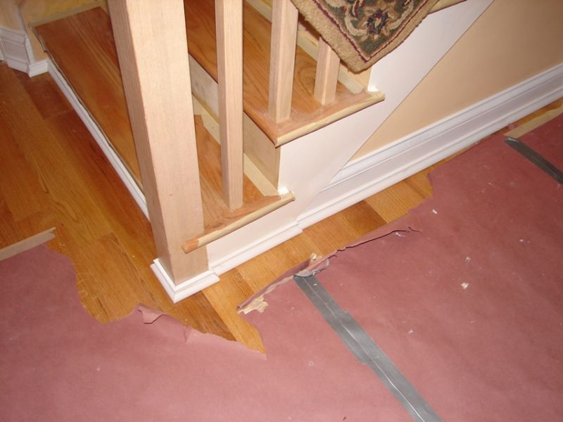 Baseboards Outside Steps And Stairs On Pinterest