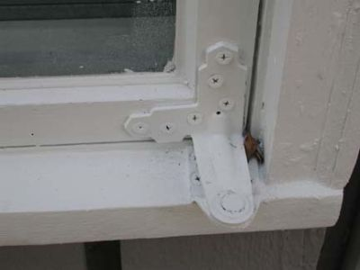 Casement Window Repair Problem