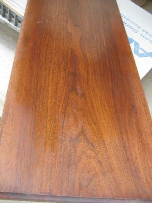 Color Matching Aged Walnut
