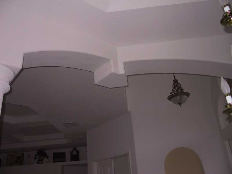 Yeah Those Are Just Lazy Drywaller S Corners The Kind We Run Into In Every House Now I Always Feel That If Builders Willing To Accept