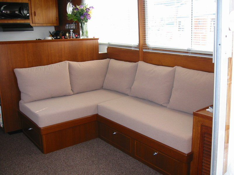 1 Elegant Yacht Sleeper Sofa Sectional Sofas