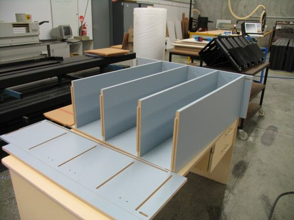 Dadoed Carcase Joinery