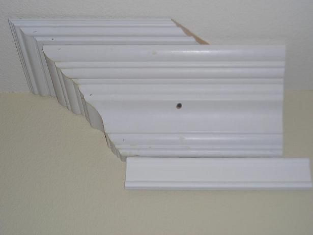 Designing Large Built Up Crown Molding Treatments