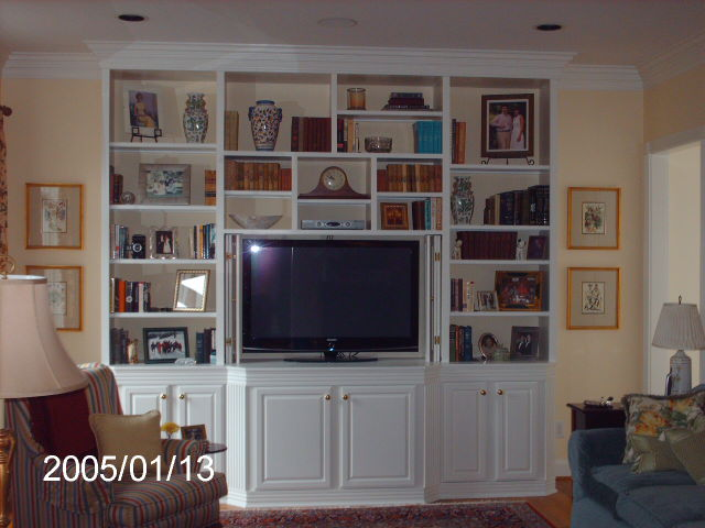 Door Ideas For Wide Screen Tv Cabinets
