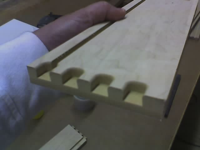 Quot Dovetail Quot Drawer Box Joinery On A Cnc