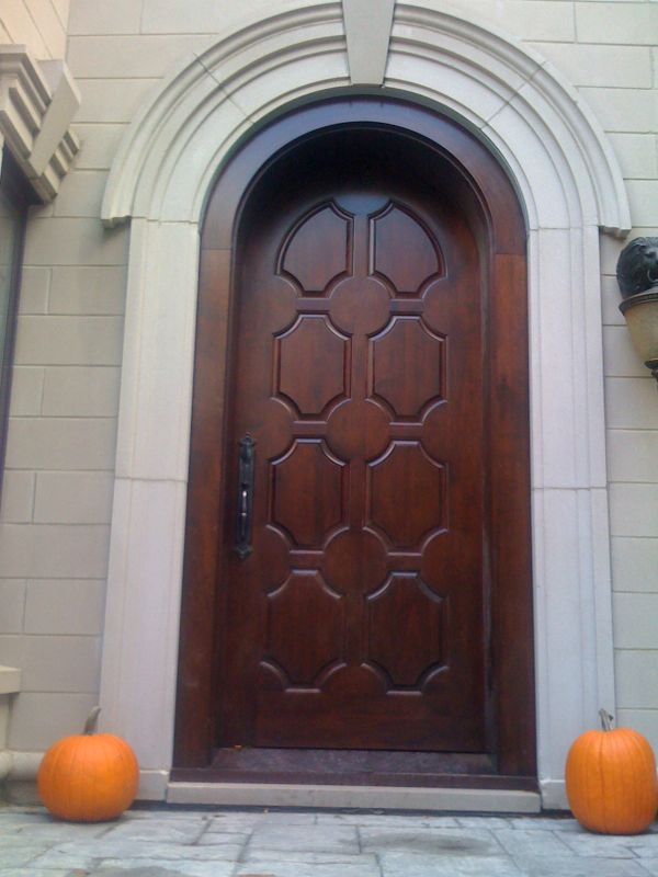 Exterior Door Re-Finishing In Place on roof finishes, plumbing finishes, outdoor finishes, house paint finishes, industrial finishes, nichiha finishes,