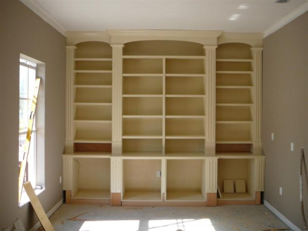 Finished Versus Unfinished Cabinet Installations