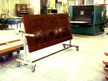 & Finishing Rack for Wood Doors pezcame.com