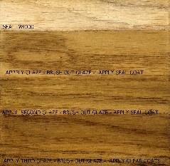 wood glaze