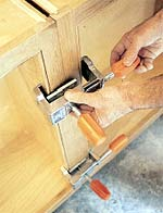 Attractive Installing Framed Cabinets