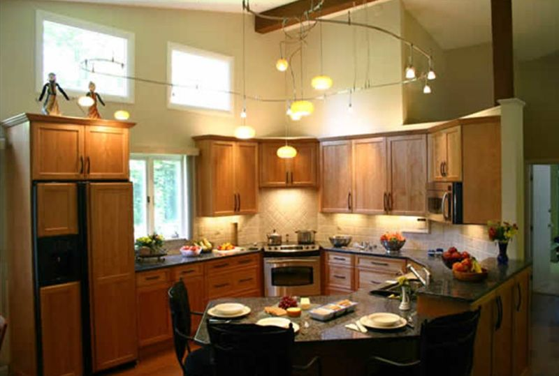 Corner Range Kitchen Design Magnificent Decorating Design
