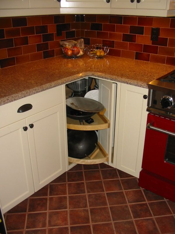 Lazy Susan Door Fit Issues