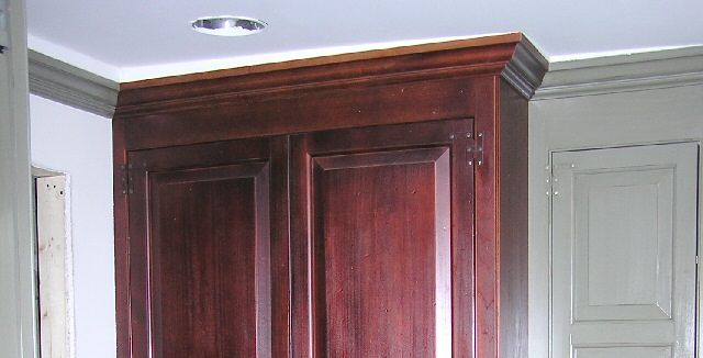 Level Cabinets In Out Of Whack Houses