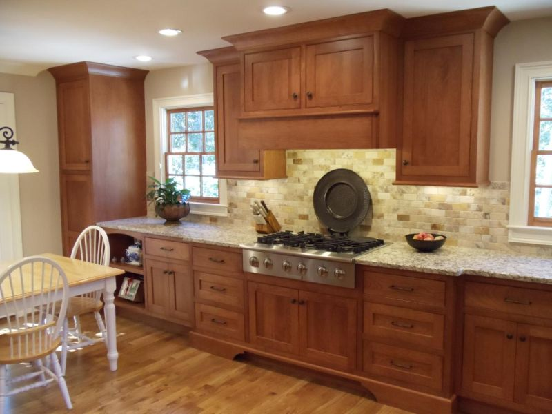 Linear Foot Pricing For Beaded Inset Face Frame Cabinetry