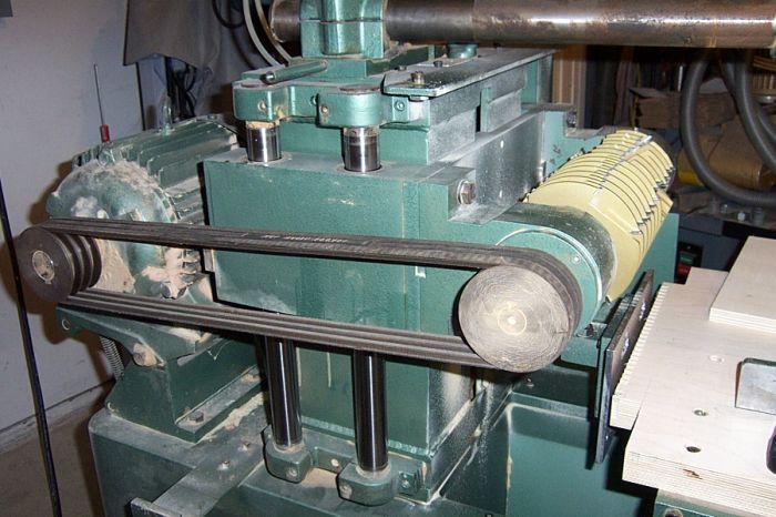 Box joint machine - WOODWEB's Solid Wood Machining Forum