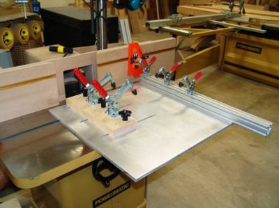 Machining Raised Panels