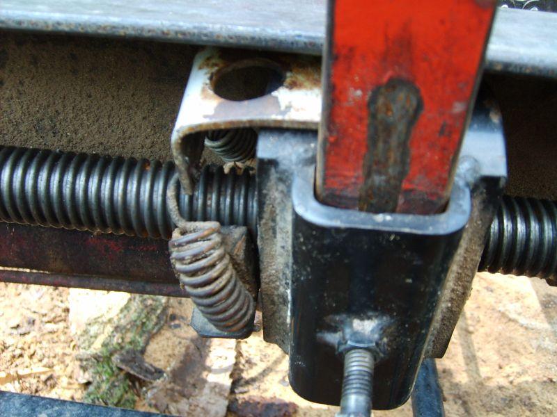 Maintaining a TimberKing B20