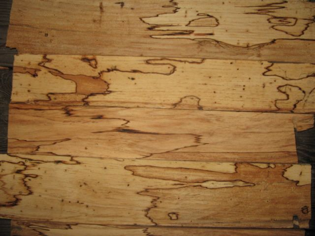 Marketing Spalted Pecan