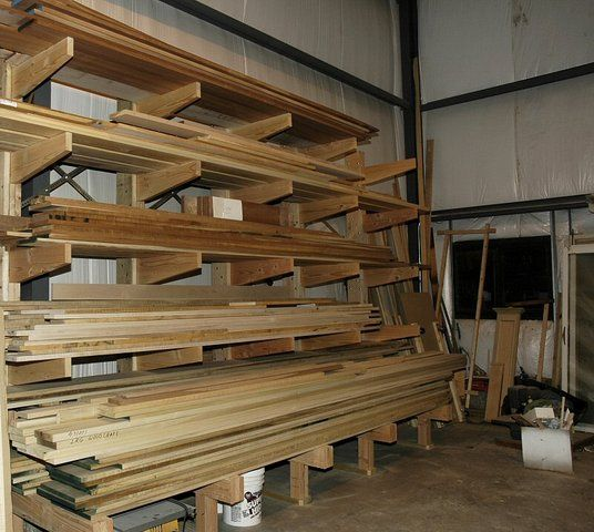 Click here for higher quality full size image & Plywood and Lumber Rack Ideas