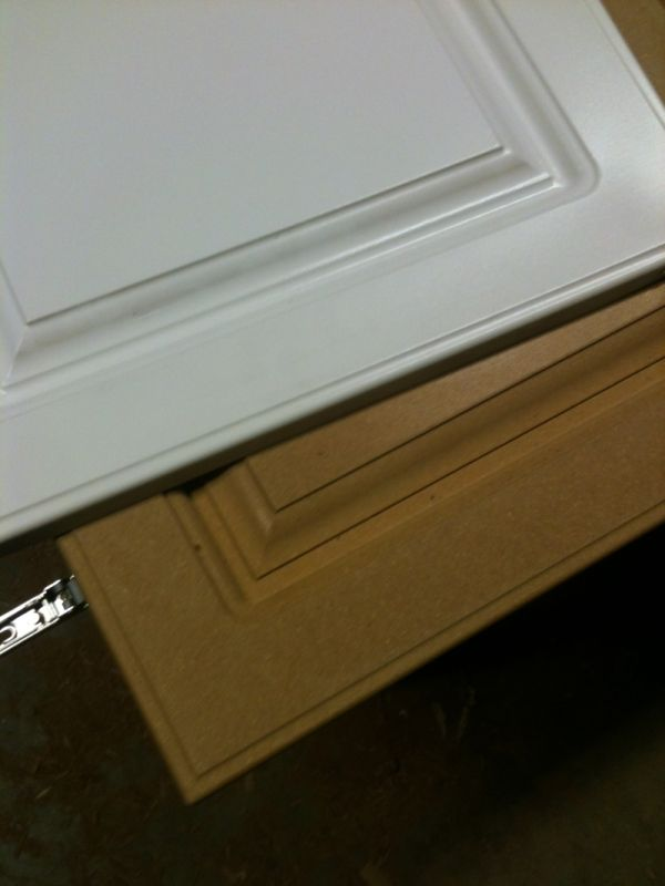 Refinishing Failed Thermofoil Doors