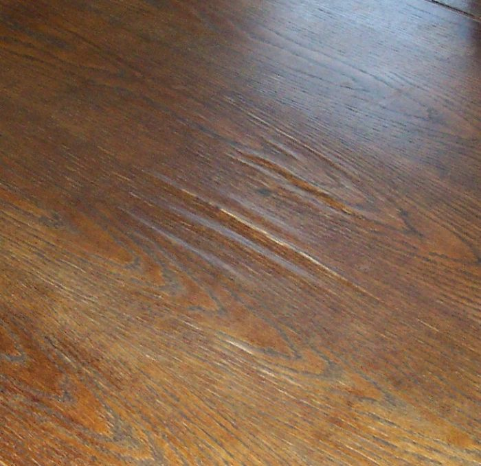 How To Fix Water Damaged Swollen Wood Furniture Interior