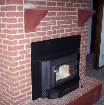 Retrofitting Corbels to a Brick Chimney