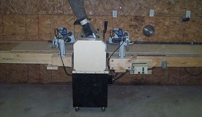 Setting Up A Combination Gang Ripsaw Planer Moulder