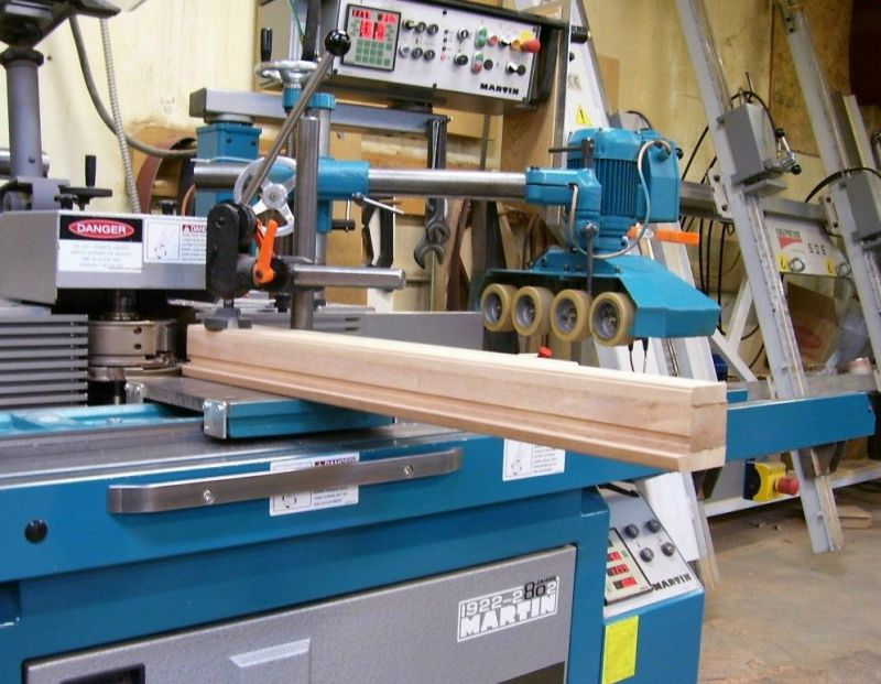 Shaper Setups For Complex Joinery