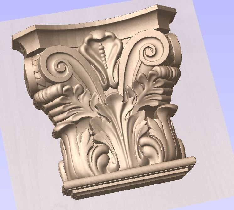 3d carpentry library cad:
