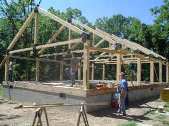 Southern Yellow Pine For Timber Framing