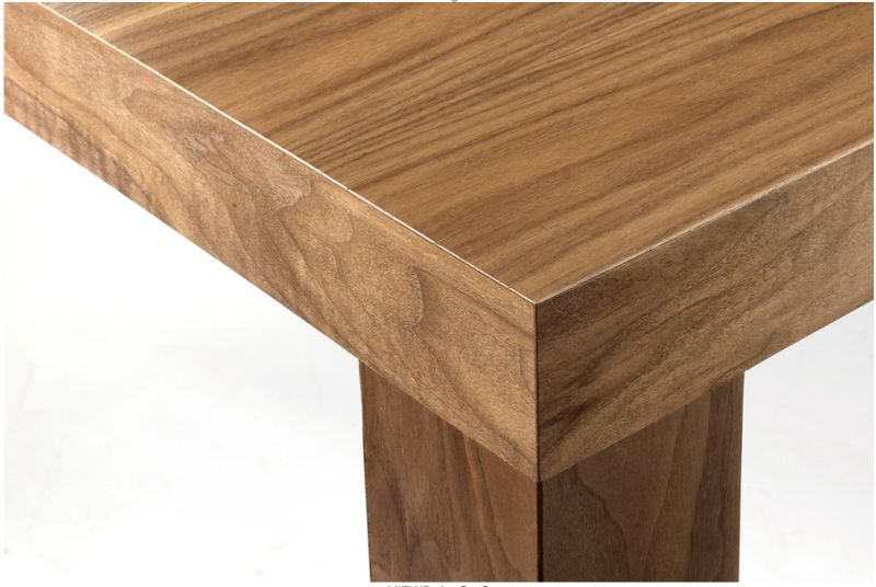 Table Leg Attachment And Veneer Details