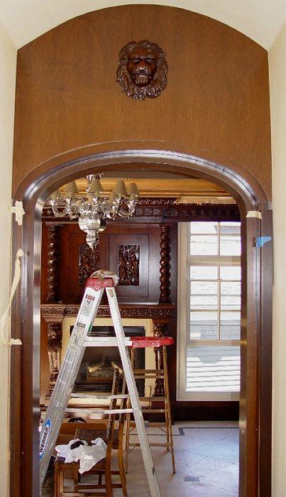 Toner For A Poplar Cabinet