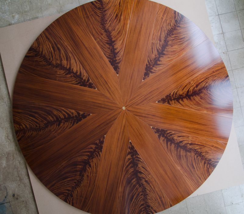 Toning A Table Top