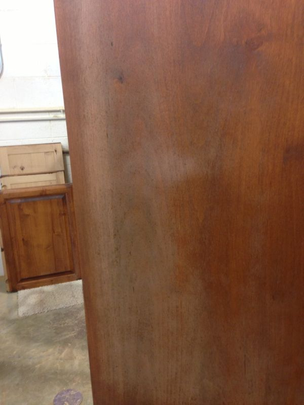 Finishing Forum  From contributor M  What sealer did you originally use   What did you use to sand or scuff the sealer  prior to the glaze. Troubleshooting Blush in a Glaze Finish
