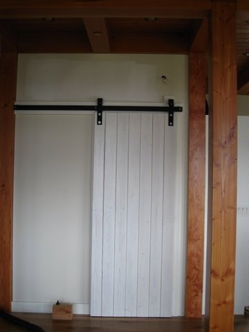 Vertical-Board Solid Wood Door Techniques