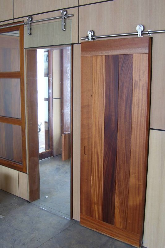 Okay here\u0027s a totally different approach. I built an entire kitchen\u0027s worth of doors this way about 20 years ago and last I saw they were still straight ... & Vertical-Board Solid Wood Door Techniques